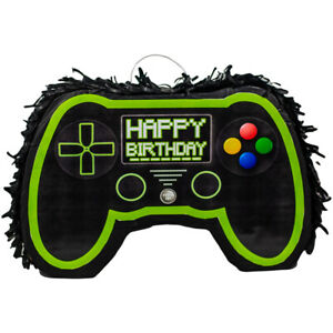 Video Game Controller Pinata Perfect as Gamer Party Decorations or Live Streamin
