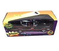 Mattel 1966 Batman Classic TV Series Batmobile That Fits 6 Inch Figures