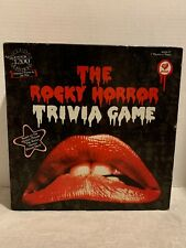 The Rocky Horror Picture Show Trivia Game 30th Anniversary 2005 Complete Used