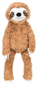 Trixie Giant Sloth Plush Dog Toy - Squeaky - 56cm