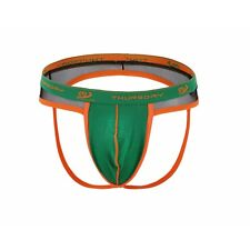 Men's Modal Penis Pouch Jockstrap Underwear G String Thongs Jock Strap size L
