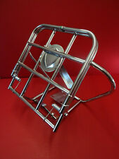 Lambretta Series 3 Li TV SX & GP Cuppini Fold Down Rear Carrier & Wheel Holder