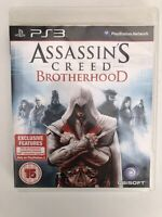 Assassin's Creed Brotherhood (15) (Sony PlayStation 3, PS3) Ubisoft- 2010
