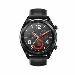 Huawei Watch GT (Titanium Grey Stainless Steel 46mm, Bluetooth)  By FedEx