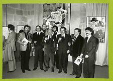BRIVE PHOTO GF EXPOSITION PEINTURE ARTISTE JACQUES DOLLé JEAN CHARBONNEL 1985