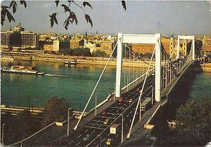 B28389 Budapest Eliszabeth Bridge   hungary