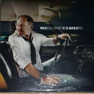 Lp 33 giri Doppio - Vasco Rossi - Vivere O Niente Sigillato Editoriale