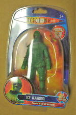 Dr Who ICE WARRIOR classic figure BRAND NEW 2nd 3rd Doctor era Troughton Pertwee