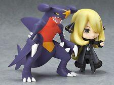 Pokemon Garchomp Figurine Pocket Monster Cynthia Nendoroid Series Action Figure