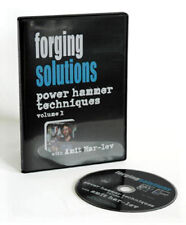 Forging Solutions: Power Hammer Techniques (DVD)