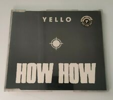 Yello - How How 4 Trk CDs 1994 mixes