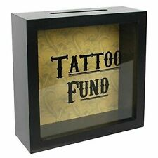Tattoo Fund Money Box Cabinet Of Curiosities Fund Coin Bank Savings New Boxed Gi