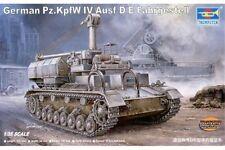TRUMPETER 00362 1/35 German Pz.Kpfw. IV Ausf. D/E Fahrgestell