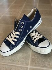Converse, All Star, Vintage, Navy, Size 8.5, Made in USA, New