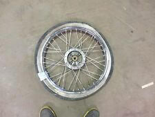 1961 batavus super sport moped S509-1~ rear wheel rim