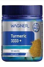 Wagner Turmeric 3333 + x100 Capsules