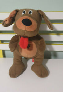 WAGS THE DOG THE WIGGLES PLUSH TOY CHARACTER TOY 36CM