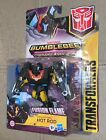 Transformers Bumblebee Cyberverse Adventures Warrior Class Stealth Force Hot Rod