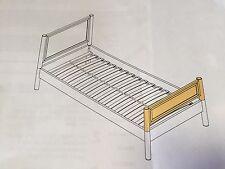 FLEXA  WHITEWASH INSPIRATION TWIN BED FOOT BOARD - FLEXA #7951014 NIB!