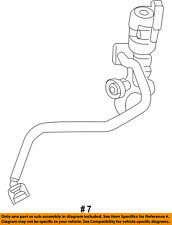 BMW OEM 13-17 X3-Fuel Tank Vent Valve 13907636145