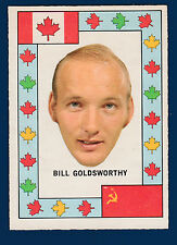 BILL GOLDSWORTHY  72-73 TEAM CANADA O-PEE-CHEE 1972-73  EXMINT++