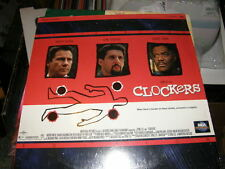 Clockers Laserdisc