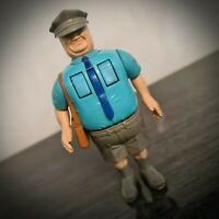 Vintage Ghostbusters Mail Man Action Figure 1988 Haunted Humans Kenner Rare