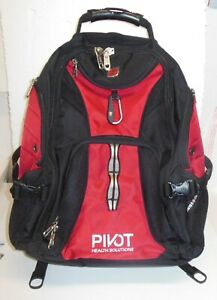 """SWISS GEAR  20"""" Deluxe Backpack with AIRFLOW Technology"""