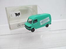 eso-13675 Wiking Werbung 1:87 Mercedes Transporter aus Sammlungsauflösung