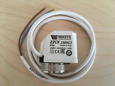Stellantrieb Watts NC 22CX Ventilantrieb  230V  M30x1,5  Ersatz für 20C und 22C