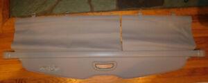 2008-2013 OEM Genuine Factory Toyota Highlander Tan Cargo Tonneau Cover