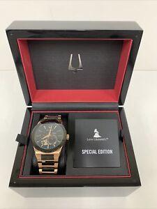 Bulova Men's Watch Special Edition Latin Grammys BRAND NEW