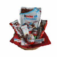 Kinder Mix Gift Hamper For Boy Girl Kids Birthday All Occasions Sweets Chocolate