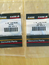 OEM J I Case IH International Harvester Genuine Parts O-Ring#238-5126 Quantity 2