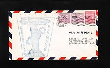 Airship Zeppelin USS Macon US Navy New York City Greets 1933 Cover z7