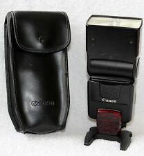 Canon Speedlite 550EX Shoe Mount Flash for  Canon used and perfectly work