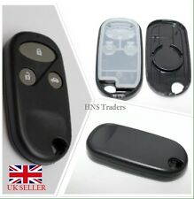Replacement Remote Key Fob Case 3 Buttons for Honda Civic Crv Accord Jazz A62