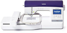 Brother Innovis NV 800e Embroidery Machine - 3 Year Warranty - 0% Finance