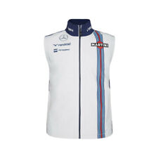2015 Williams Martini Racing Teamline Mens Gilet by Hackett - size M