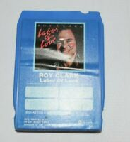 Roy Clark, Labor of Love, ABC Records, GRT, 8 Track