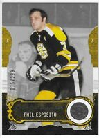 2008-09 O-PEE-CHEE PREMIER PHIL ESPOSITO #8 BOSTON BRUINS 075/299