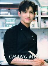 TVXQ  Changmin Photo Album Premium Photo Book Message Card