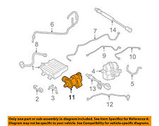 VOLVO OEM 08-16 XC70-Vapor Canister Purge Valve 8653909