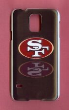 SAN FRANCISCO 49ers 1 Piece Glossy Case / Cover Samsung GALAXY S5 (Design 2)