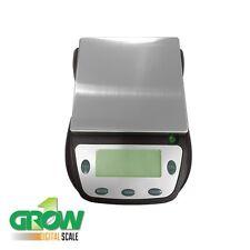 Gro1 Digital Scale 11 lbs Max Capacity - nutrient grams ounces troy ounce weight