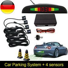 4 Sensoren Einparkhilfe Auto Parken Lautsprecher Rückfahrwarner Parksystem PDC