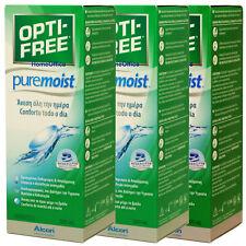 Opti Free Pure Moist - 3 x 300ml