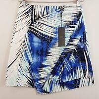 SABA | Womens Palm Print Skirt New RRP$169 [ Size AU 4 ]