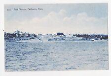 Fairhaven,Massahusetts,Fort Phoenix,Bristol County,c.1909