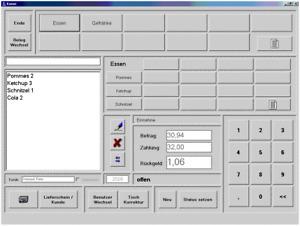 Kasse - Software für den Einzelhandel